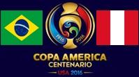 Бразилия - Перу Обзор Матча (13.06.2016)