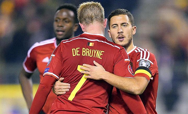 Созрели. Что ожидать от сборной Бельгии