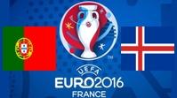Португалия - Исландия Обзор Матча (14.06.2016)