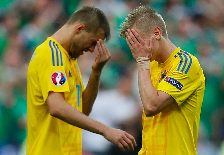 «Английский синдром», тревога за фаворитов и разочарование славян. Евро-2016: итоги седьмого дня