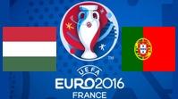 Венгрия - Португалия Обзор Матча (22.06.2016)