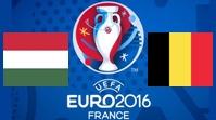 Венгрия - Бельгия Обзор Матча (26.06.2016)