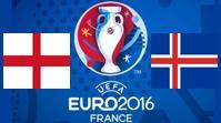 Англия - Исландия Обзор Матча (27.06.2016)
