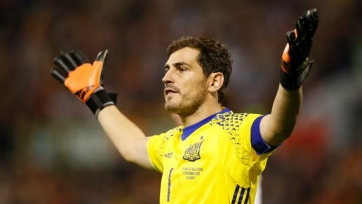 Касильяс составил символическую сборную Испании всех времён