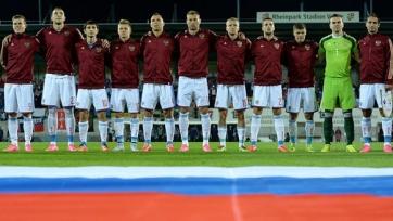 Футболисты сборной России выбрали себе игровые номера на Евро-2016