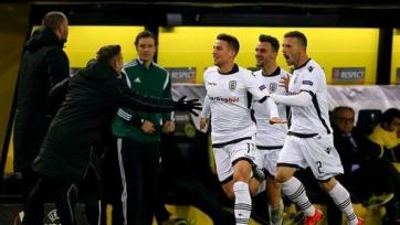 ПАОК завоевал путёвку в квалификацию Лиги чемпионов