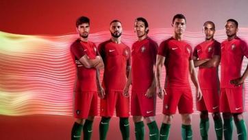 Стала известна окончательная заявка сборной Португалии на Евро-2016