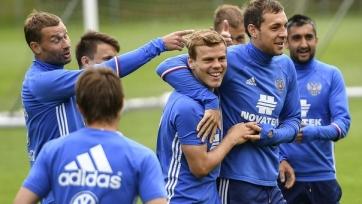 Сборная России заняла 13-е место по общей стоимости игроков среди команд-участниц Евро-2016
