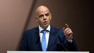 Инфантино: «Россия может удивить футбольную Европу»