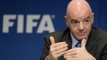 Правила футбола могут быть изменены в 2018-м году