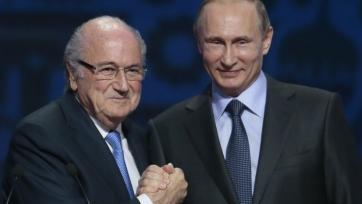 Владимир Путин: «Россия сумеет обеспечить максимально высокий уровень организации ЧМ-2018»
