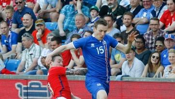 Норвежцы одолели в товарищеском матче исландцев
