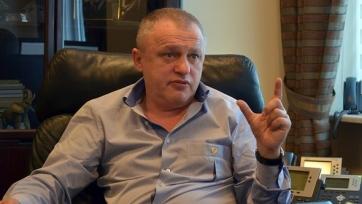Суркис: «В сборной полно игроков, которые не соответствуют уровню национальной команды, а Гусев при этом не попадает в заявку»