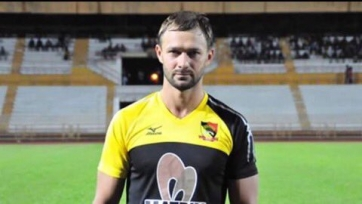 Сычёв близок к подписанию контракта с клубом из второго дивизиона Малайзии