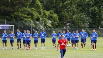 8-го июня пройдёт открытая тренировка сборной России