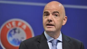 Инфантино могут отстранить от работы в ФИФА