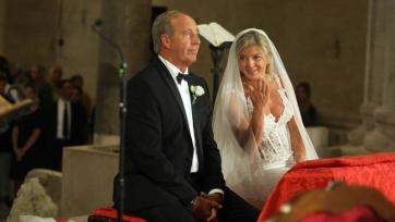Джампьетро Вентура женился