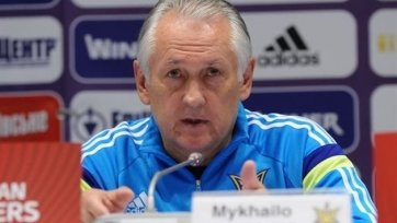Фоменко: «Перед командой стоит задача – выйти в плей-офф»