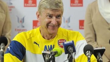 Венгер: «Моя задача – помогать игрокам раскрывать свой потенциал»