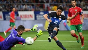 Болгария опозорилась в матче с японцами