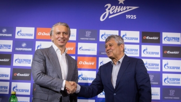 Луческу: «Хочу, чтобы количество болельщиков «Зенита» увеличилось до 20-ти миллионов»