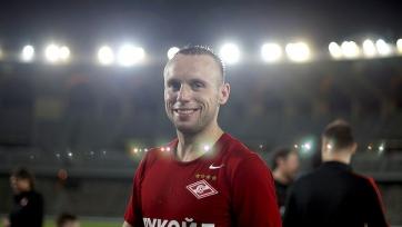 Глушаков: «Буду играть за «Спартак», пока не выгонят»