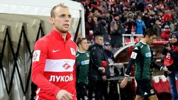 Глушаков доволен тем, что Аленичев остался в «Спартаке»