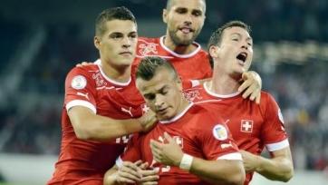 Швейцария минимально переиграла Молдову