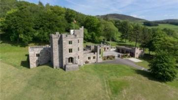 Жозе Моуринью приобрёл замок в северной части Уэльса