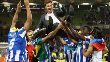 Андре Виллаш-Боаш: «Пиком карьеры считаю победу с «Порту» в чемпионате Португалии»