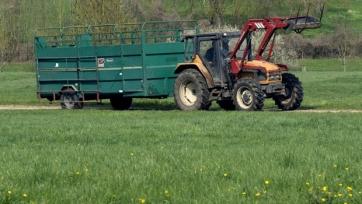 Неизвестный украл у «НК Загреб»… трактор