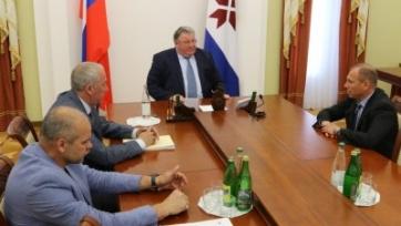 Задача Дмитрия Черышева – за год вернуть «Мордовию» в РФПЛ