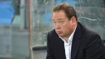 Слуцкий готов подать в отставку с поста тренера российской сборной?