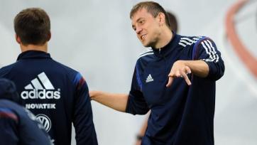 Дзюба: «Очень хорошо, что стартуем мы именно матчем с Англией»