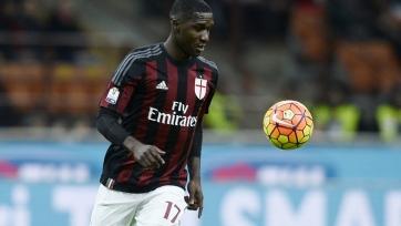 Сапата намерен продлить договор с «Миланом»