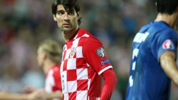 Чорлука травмировался в стане сборной Хорватии