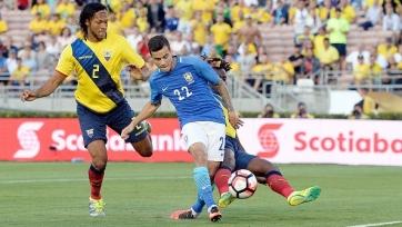 Бразилия и Эквадор друг другу не забили