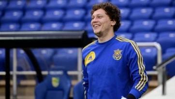 Пятов: «Атмосфера в сборной Украины? Всё великолепно»