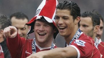 Роналду: «Всегда знал, что Руни станет звездой английской сборной»