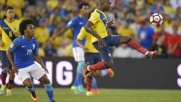 Кинтерос: «Арбитр ошибся в пользу бразильцев, я очень зол»