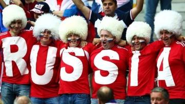 Всего 0,2 % россиян посещают футбольные матчи