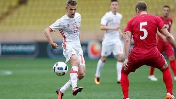 Матч между командами России и Сербии сильнейшего не выявил
