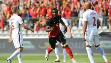 Сборная Бельгии переиграла норвежцев