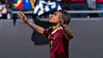 Венесуэла одержала победу над Ямайкой
