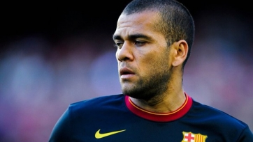Алвес: «Ухожу из «Барселоны» потому что мной движет жажда вызова»