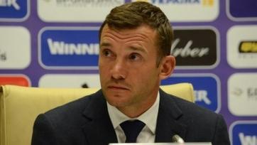 Шевченко: «Уважаю Гусева и всех ребят, которые не попали в заявку на Евро-2016»