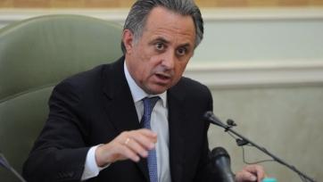 Мутко: «У Слуцкого сейчас сложнейшая задача – найти замену Денисову»