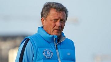 Маркевич продолжит руководить «Днепром»