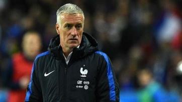 Дешам: «Футболист сборной Франции должен быть примером для подражания»