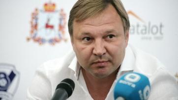Калитвинцев: «Если бы мне поставили задачу только выход в РФПЛ, мне это было бы не интересно»